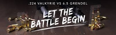 224 Valkyrie Vs 6 5 Grendel Battle Of The 1 000 Yard Ar 15