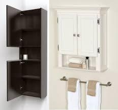 small bathroom storage cabinets wall