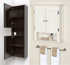 small bathroom storage cabinets wall