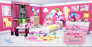 My Little Pony Bedroom Decor