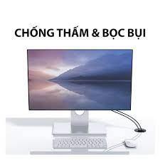 Ổ cắm gắn mặt âm bàn kết nối data gồm 2 USB 3.0, 1 Type C
