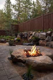 ... 3 piece paver patterns stone patio with fire pit pictures swing as  lowes furniture and great diy paver patio cost ...