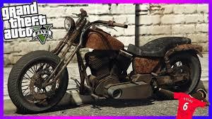 gta 5 online western rat bike custom build guide review bikers