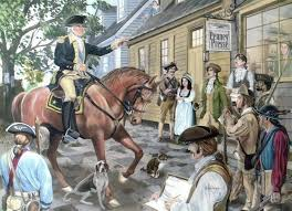 「George Washington at first military service」の画像検索結果