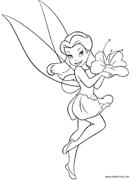 Small Picture Fawn Coloring Pages Amazing Tinker Bell And The Legend Of The