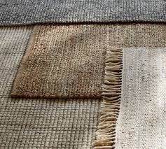 heather chenille jute rug natural
