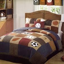 lqlwq sports bedding full for bed frame full