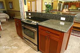 Attractive Kitchen Island With Built In Oven | Kitchen Island Has Stove Top And Oven