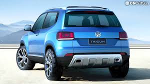new car launches of 2013Speculation Volkswagen could launch Taigun mini SUV in India by