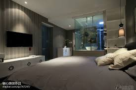 modern bedroom with tv. Tv In Bedroom High Definition 89Y Modern With D
