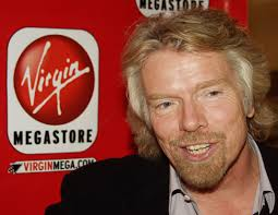 Richard Branson's 14 Failures