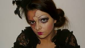 ed porcelain doll makeup broken tutorial you