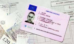 £1 co Risk Fine Address Driving Express 000 On Licence Or Change uk
