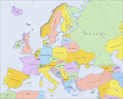 europe map countries. Contemporary Europe FasciculusEurope Countries Map Local Lang 2png And Europe Map Countries