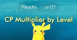 Pokemon Go Cp Multiplier Chart Cp Multiplier Pokemon Go Wiki Gamepress