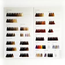 Nak Colour Chart Nak Hair Colour Chart Super Kay Hair Colour Cream 180ml