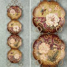 Decorative Kitchen Wall Plates Kitchen And Dining Room Wall Decor Touch Of Class