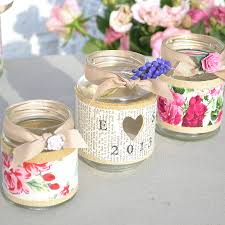 Decorating Jam Jars For Candles Candle Jars With Fair Projects Hair Ideas 45