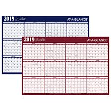 Group Planning Calendar At A Glance Monthly Erasable Group Calendar Planner Planning