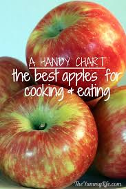 Comparing Apples To Apples A Chart To Help You Choose The