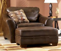 fancy leather chair and a half with ottoman 26 living room sofa inspiration with leather chair