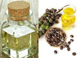 using castor oil and sesame oil for