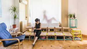 furniture for young adults. spanish studio develops furniture for students returning to parents homes young adults u