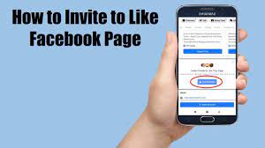 how to invite all friends to like your