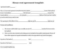 Simple Rental Lease Agreement Simple House Lease Magdalene Project Org