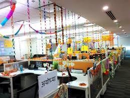 Office decoration ideas Design Creative Office Decoration Ideas For Diwali Printstop Blog 11 Aweinspiring Office Decoration Ideas For Diwali Printstop Blog