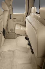 2008 chevrolet silverado 1500 extended cab rear seats folded picture