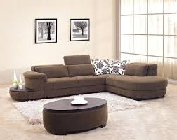 model 0902 modern fabric sectional sofa and matching coffee table