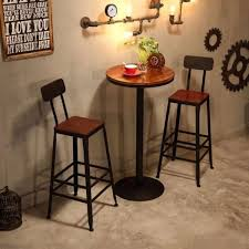tsbt002 high bar stool high chair high round bar table high breakfast table tsbt