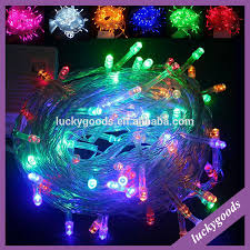 Led Lights All Colors Lcd037 2017 Wholesale 10m Outdoor Hanging Waterproof Led Light String In Different Colors Buy Led Solar String Light Solar Led Street Lights Solar