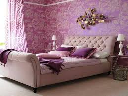 teen bedroom ideas purple. White Bed Sheet Decor Idea Small Bedroom For Teenage Girl Drawer Side Bookshelf Ideas Purple Wall Teen