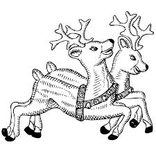 Leuk Voor Kids Rendieren Van De Kerstman