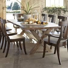 Bench Made Crossbuck Table by Bassett