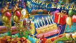 Открытка поздравление с днем рождения от коллектива