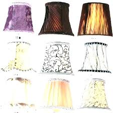 clipon lamp shade x small