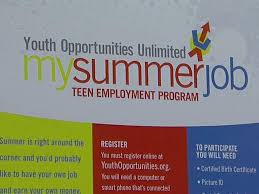 Register the teen summer job
