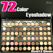 new professional 72 warm color neutral s eyeshadow eye shadow palette makeup cosmetics kit set smokey eye makeup elf makeup from beautyqueen