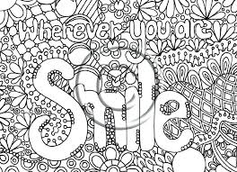 20 Unique Free Printable Coloring Pages For Adults Advanced
