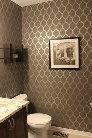 how to make a wall stencil out of paper roller for walls berger paints stencils painting