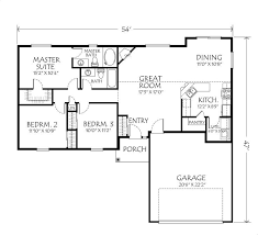 one level open floor house plans luxury 147 best beach house floor plans images on