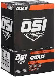 Quad Sealant Color Chart Upc 028756968955 Caulk Sealants Osi Adhesives Fillers