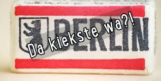 Berliner Dialekt Das Sind Die Lieblings Berliner Sprüche Unserer