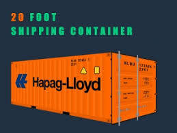 20 foot container 5 important things