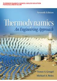 SOLUTION MANUAL FOR THERMODYNAMICS AN ENGINEERING Solution manual ...