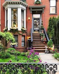 greenpoint garden charm by colorandchucks via miltonabbeygp greenbrooklyn brooklynview