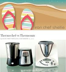 Thermomix Comparison Chart Iron Chef Shellie Review Thermomix Vs Thermochef